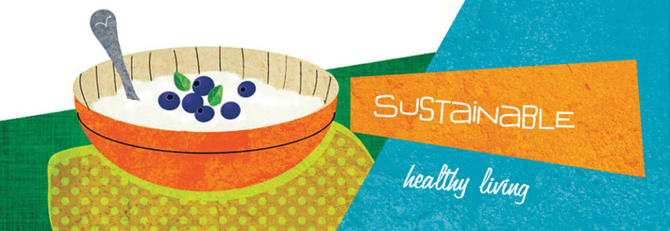 sustainable healthy living